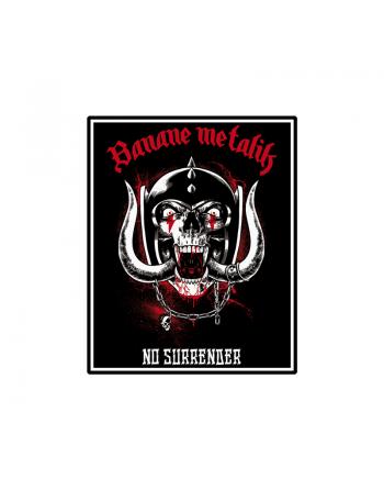 """BANANE METALIK - """"No Surrender"""" patch"""