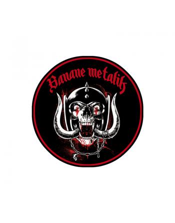 """BANANE METALIK - """"Bloody No Surrender"""" patch"""