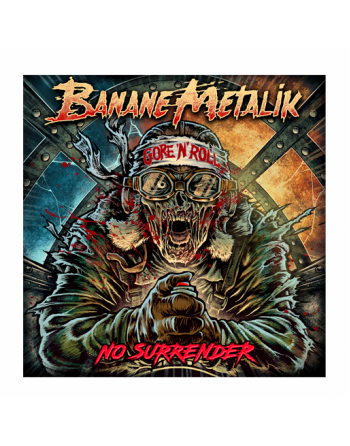 "BANANE METALIK - ""No Surrender"" CD"