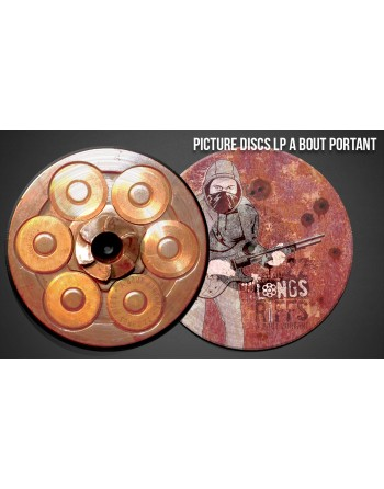 "22 LONGS RIFFS - ""A bout portant"" Vinyl"
