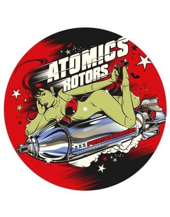 """ATOMICS ROTORS - """"Persecucion"""" Vinyl"""