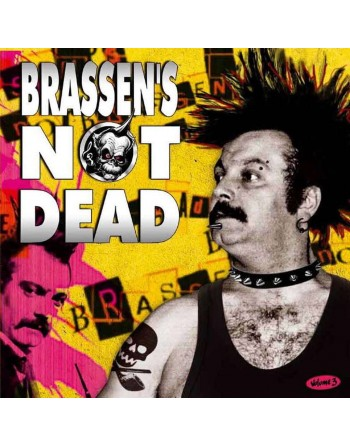 """BRASSEN'S NOT DEAD - """"Volume 3"""" Gatefold Vinyl"""