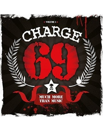 """CHARGE 69 - """"Much more than music"""" Vinyl"""