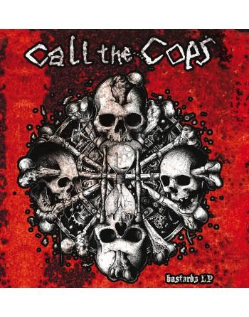 "CALL THE COPS - ""Bastard"" Gatefold Vinyl"