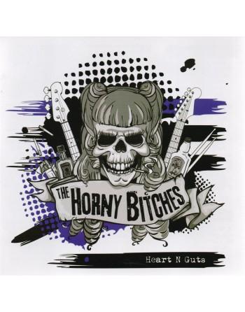 "THE HORNY BITCHES - ""Heart N Guts"" Vinyl"