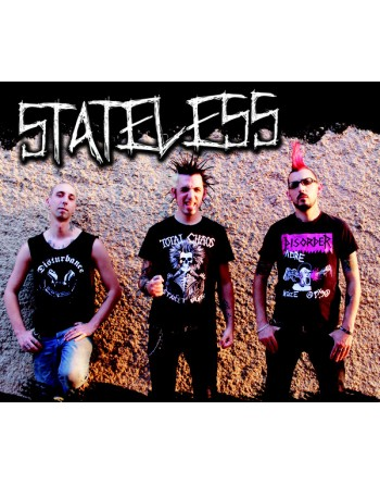 "Stateless - ""First EP"" vinyl"