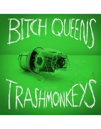 "BITCH QUEENS / TRASHMONKEYS - ""Split"" Vinyl"