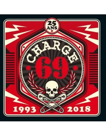 "CHARGE 69 - ""25 ans"" Vinyl"