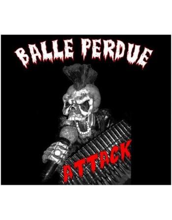 """BALLE PERDUE - """"Attack"""" CD"""