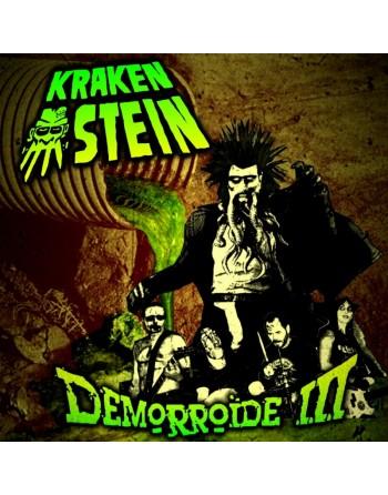 """KRAKENSTEIN - """"Demorroïde III"""" CD"""