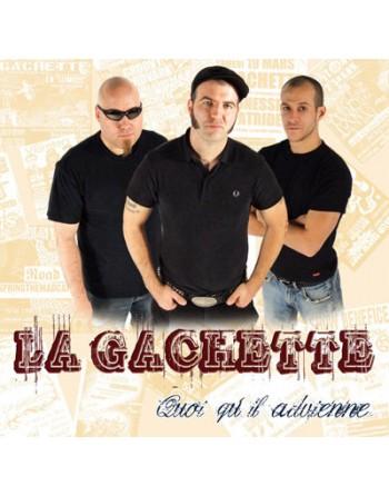 """LA GACHETTE - """"Quoi qu'il advienne"""" CD"""