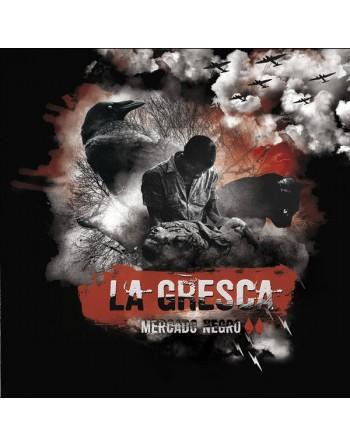 """LA GRESCA - """"Mercado negro"""" CD"""