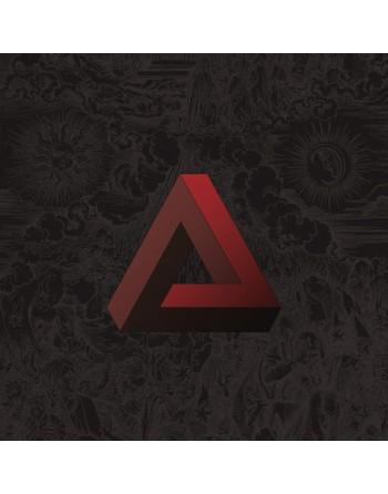 "Montagne rouge ""EP + album"" - CD package"