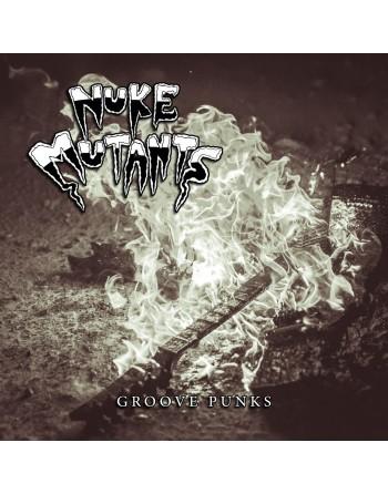 """NUKE MUTANTS - """"Groove punks"""" CD"""