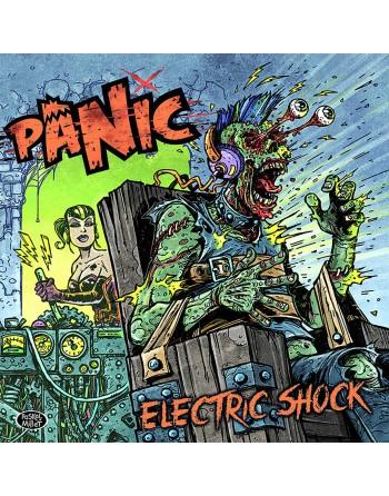 "PANIC - ""Electric Shock"" CD"