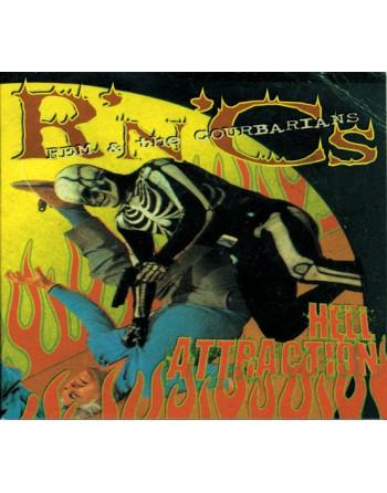 "R'N'CS - ""Hell Attraction"" CD"