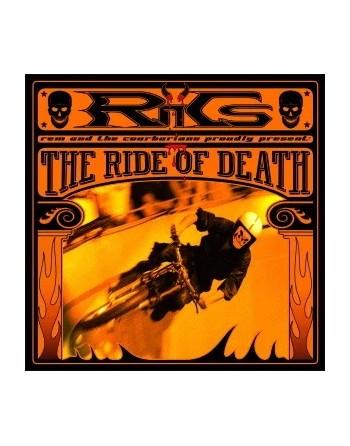 "R'N'CS - ""The ride of Death"" CD"