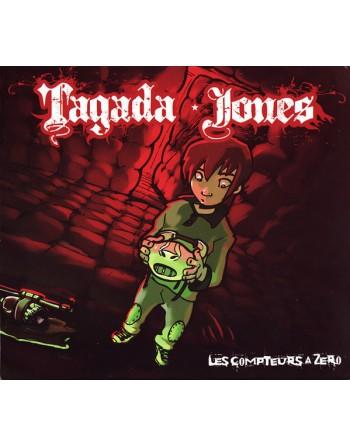 """TAGADA JONES - """"Les compteurs à zéro"""" CD"""