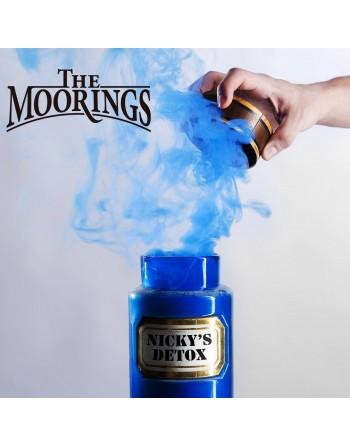 "THE MOORINGS - ""Nicky's detox"" CD"