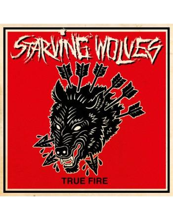 """STARVING WOLVES - """" A true fire"""" Vinyl"""