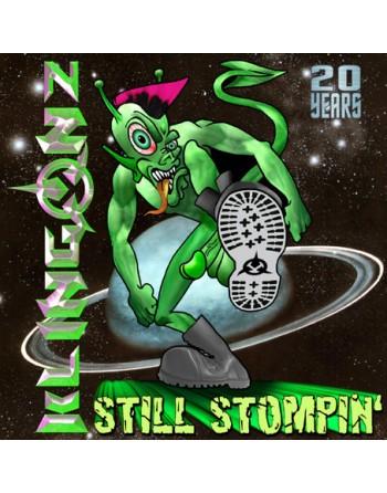 """KLINGONZ - """" Still stompin' """" CD"""