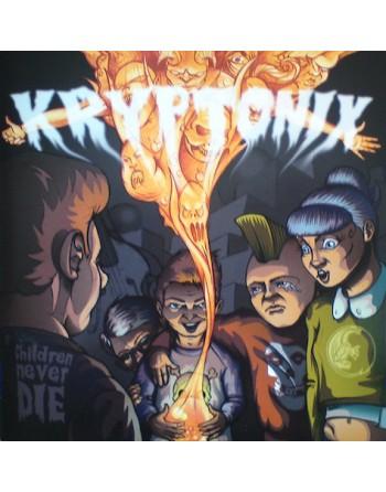 "KRYPTONIX - ""Children never die"" CD"