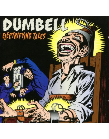 """DUMBELL - """" Electrifying tales"""" CD"""