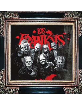 """LOS FRANKYS - """"El terror"""" CD"""