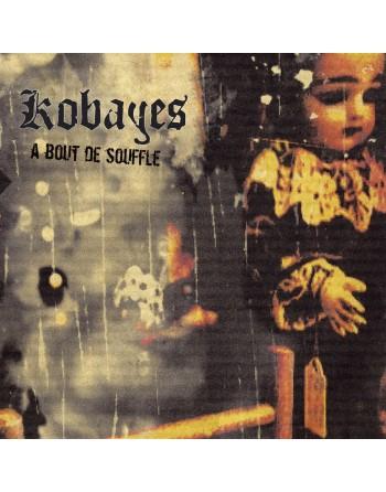 """KOBAYES - """"A bout de souffle"""" CD"""
