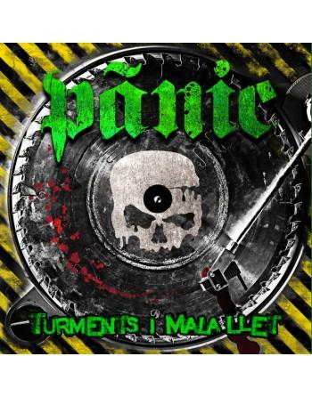 """PANIC - """"Turments i mala llet"""" CD"""