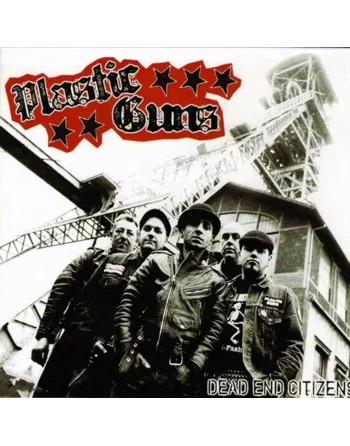 "PLASTIC GUNS - ""Dead and citizens"" CD"