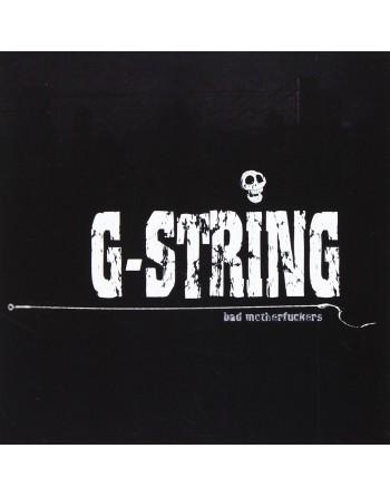 "G-STRING - ""Bad motherfuckers"" CD"