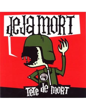 """DEJA MORT - """"Tête de mort"""" CD"""