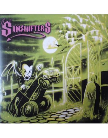 SINSHIFTERS - Sinshifters CD
