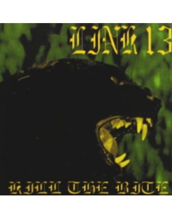 "LINK 13 - ""Kill the bite"" CD"