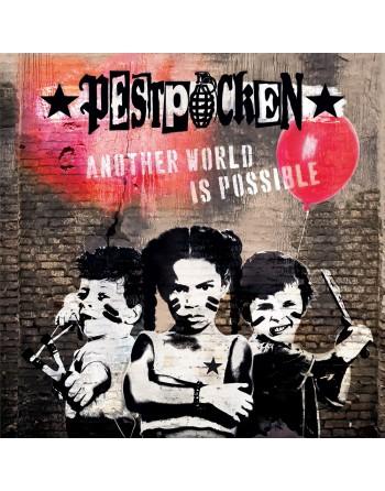 """Pestpocken - """"Another world is possible"""" Vinyl"""