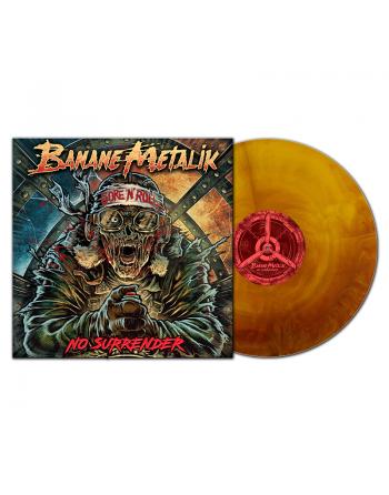 "BANANE METALIK - ""No Surrender"" Vinyl"