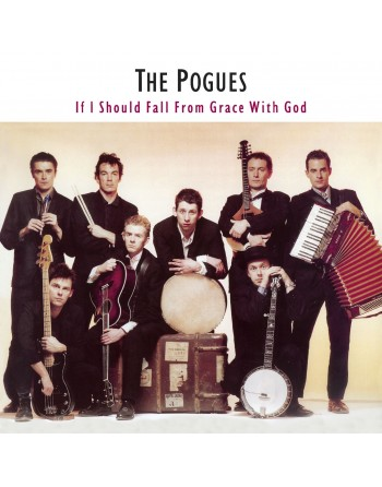 """THE POGUES -  """" If i should fall from grace with god"""" Vinyl"""