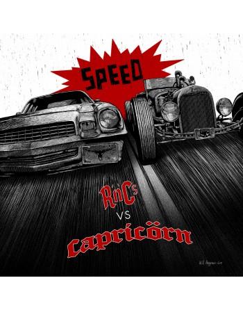 "CAPRICÖRN / R'N'C's - "" Speed"" Vinyl split 7"""