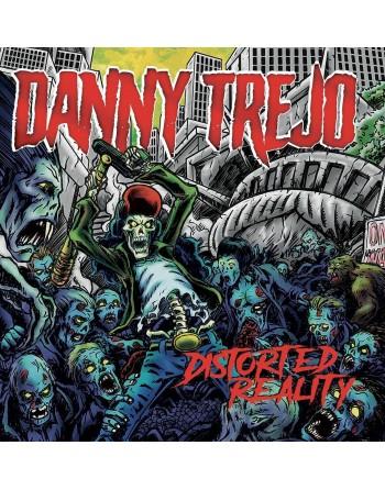 "DANNY TREJO - ""Distorted Reality"" Vinyl"