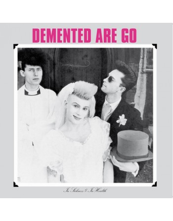 """DEMENTED ARE GO - """"In sickness and in health"""" Vinyl"""