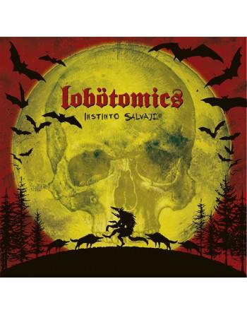 """LOBÖTOMICS - """" Hasta el infierno"""" Vinyl 7"""""""