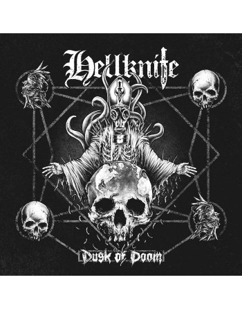 "HELLKNIFE - ""Dust of doom"" CD"