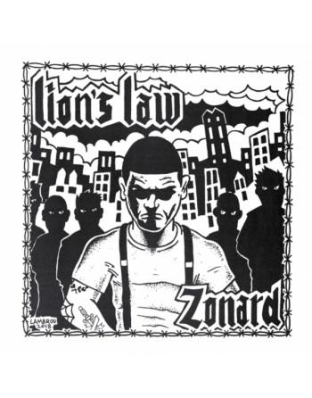 "LION'S LAW – ""Zonard"" Vinyl 7"""
