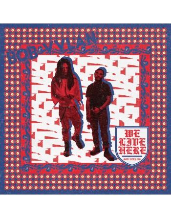 "Bob Vylan - ""We Live Here"" - Vinyle"