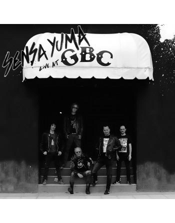 """SENSA YUMA - """"Live at GBC"""" Vinyl"""
