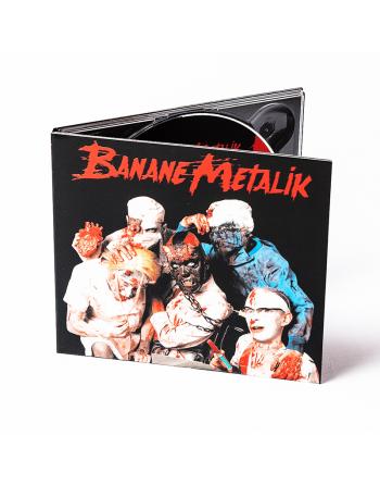 """BANANE METALIK - """"Sex, Blood & Gore'n'Roll"""" CD"""