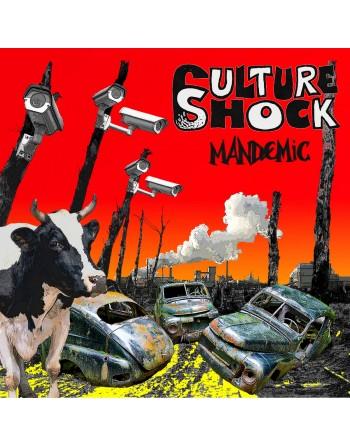 "CULTURE SHOCK - ""Mandemic"" Vinyl"