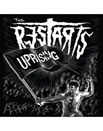"""THE RESTARTS - """"Uprising"""" Vinyl LP"""