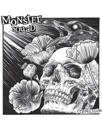 "MONSTER SQUAD - ""Depression"" Vinyl LP"